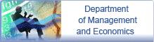 Department of Management and Economics